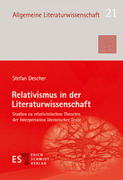 Relativismus in der Literaturwissenschaft