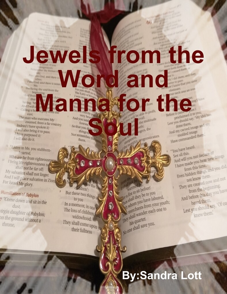 Jewels from the Word and Manna for the Soul als...