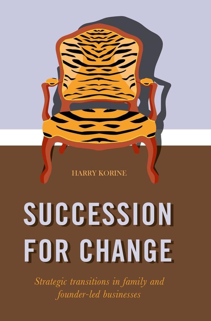 SUCCESSION FOR CHANGE als eBook pdf