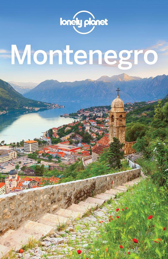Lonely Planet Montenegro als eBook Download von...