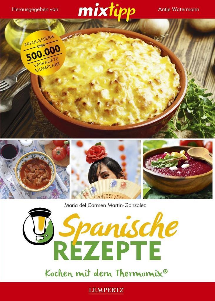 MIXtipp: Spanische Rezepte als Buch