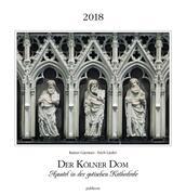 Der Kölner Dom Postkartenkalender 2018