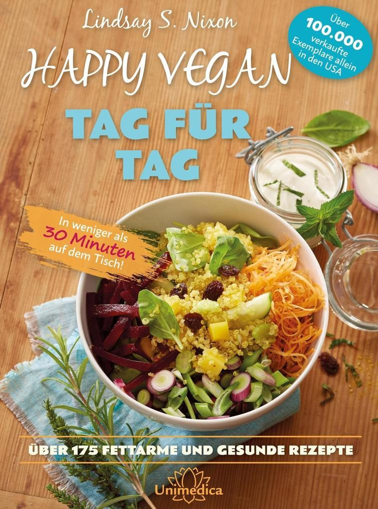 Happy Vegan Tag für Tag als eBook Download von ...
