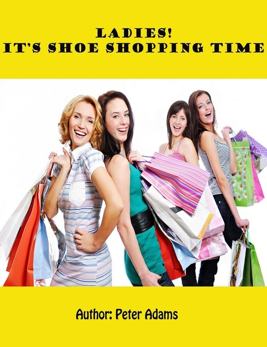 Ladies! It´s Shoe Shopping Time. als eBook Down...