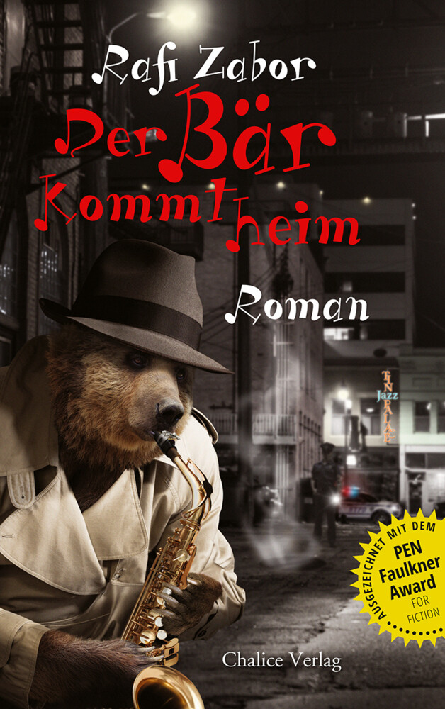 Der Bär kommt heim als Buch