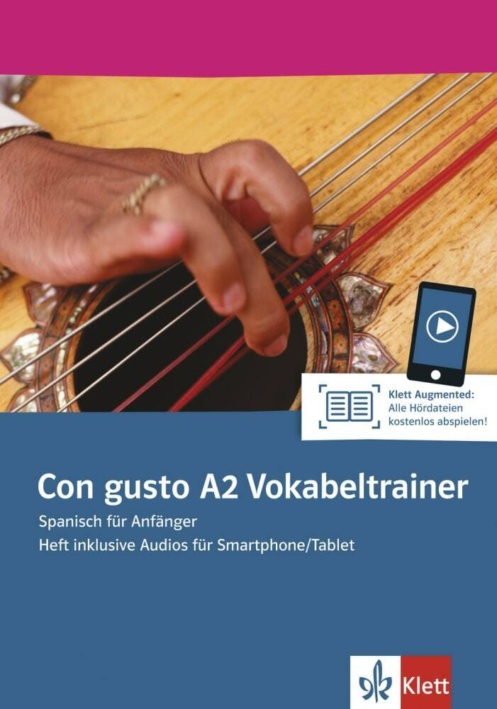 Con gusto A2. Vokabeltrainer. Heft inklusive Au...