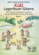 Kids Lagerfeuer-Gitarre. Bd.1