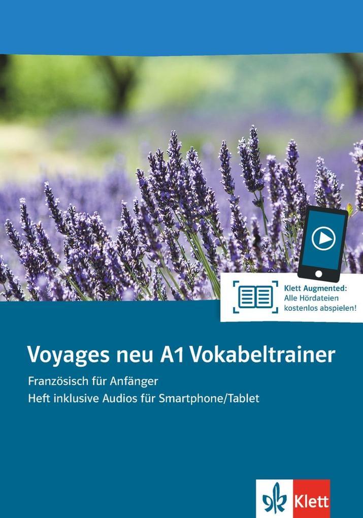 Voyages neu A1. Vokabeltrainer. Heft inklusive ...