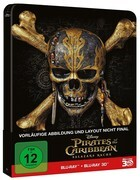 Pirates of the Caribbean: Salazars Rache (2D + 3D Steelbook)