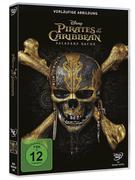 Pirates of the Caribbean: Salazars Rache - DVD