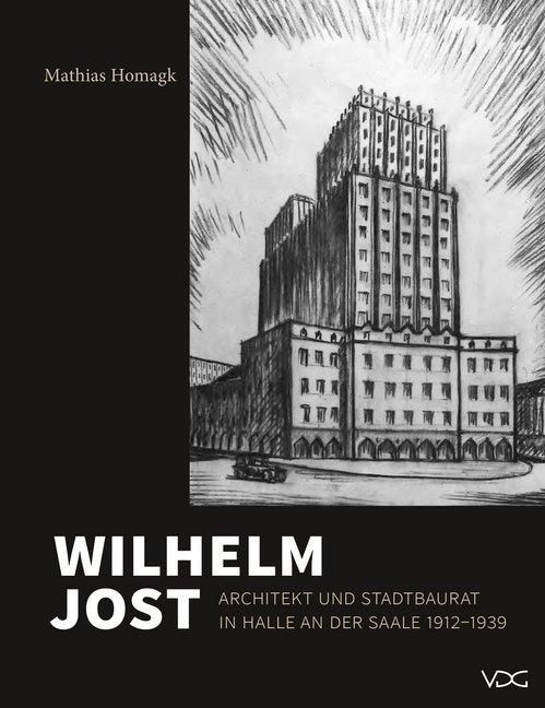 Wilhelm Jost als Taschenbuch von Mathias Homagk