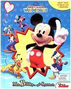 Micky Maus. Spiel- u. Beschäftigungsbuch