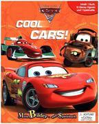 CARS 2. Spiel- u. Beschäftigungsbuch
