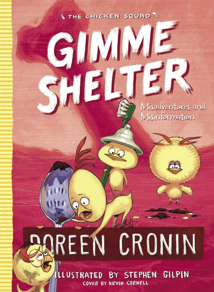 Gimme Shelter als eBook Download von Doreen Cronin
