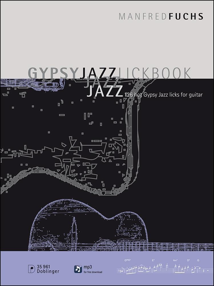 Gypsy Jazz Lickbook als Buch von Manfred Fuchs