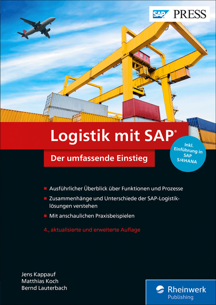 Logistik mit SAP als eBook Download von Jens Ka...