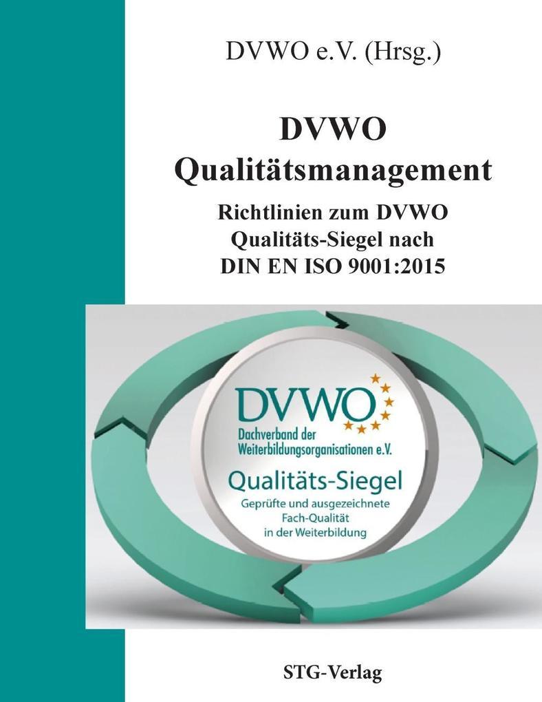 DVWO Qualitätsmanagement als eBook Download von