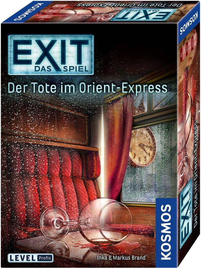 EXIT - Das Spiel: Der Tote im Orient-Express als sonstige Artikel