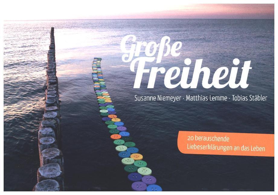 Große Freiheit - Postkartenbuch als Buch von Su...