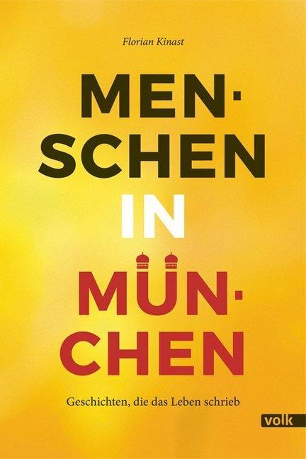 Menschen in München als Buch