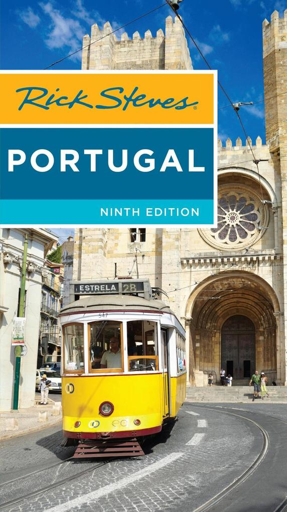 Rick Steves Portugal als eBook Download von Ric...
