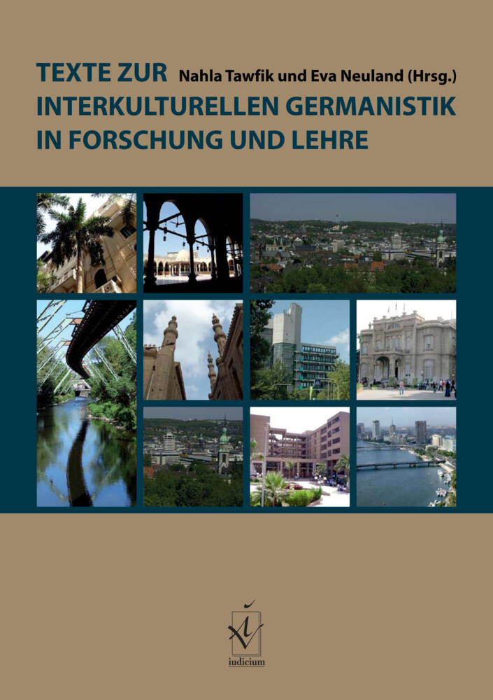 Texte zur interkulturellen Germanistik in Forsc...