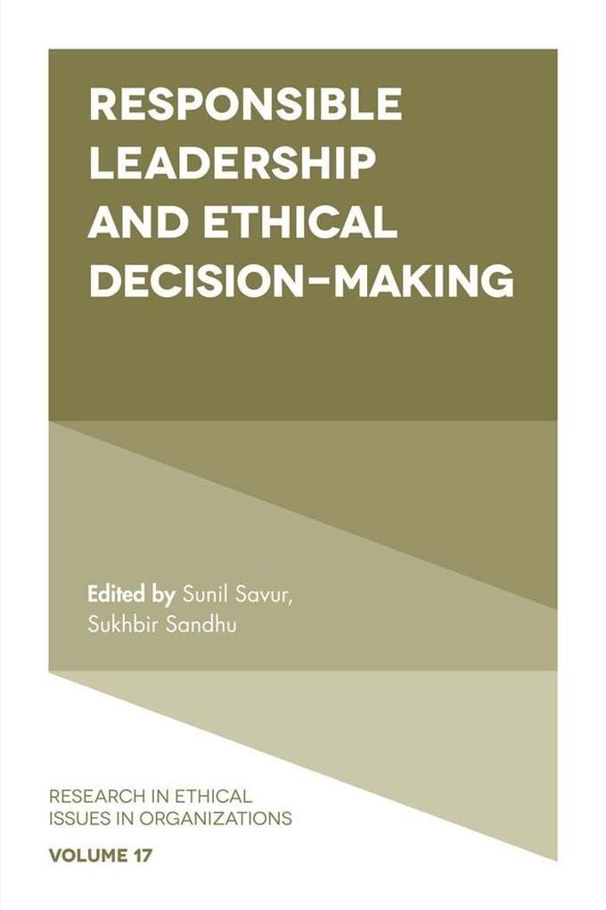 Responsible Leadership and Ethical Decision-Mak...