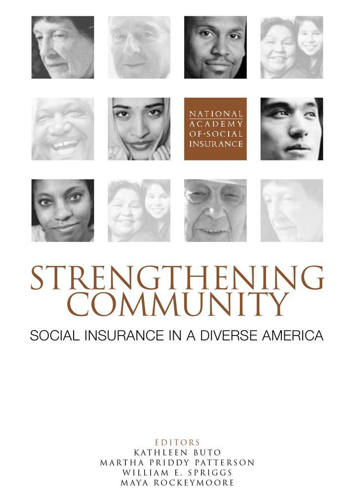 Strengthening Community als eBook Download von