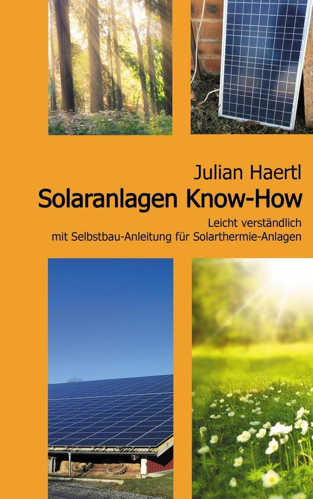 Solaranlagen Know-How als eBook Download von Ju...