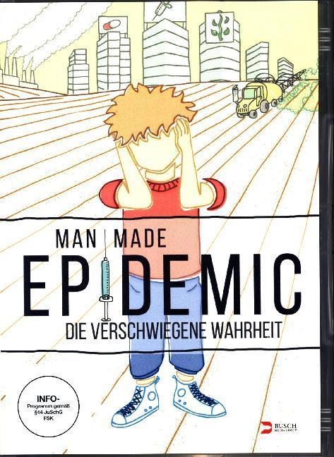 Man Made Epidemic als DVD