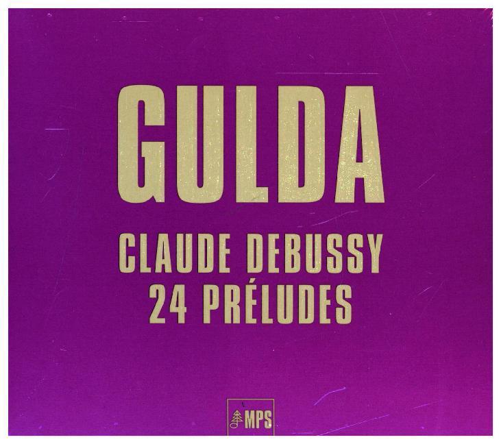 Friedrich Gulda, Debussy Preludes
