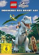 Lego Jurassic World - Indominus Rex bricht aus