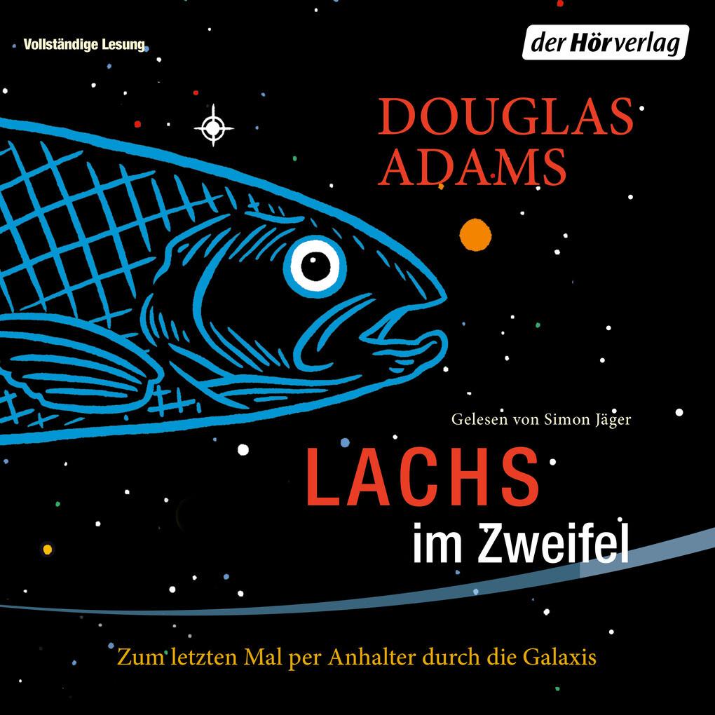 Lachs im Zweifel als Hörbuch Download von Dougl...