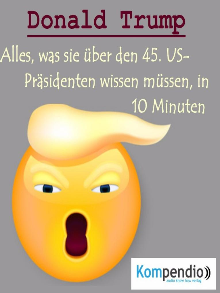 Donald Trump (Biografie kompakt): als eBook