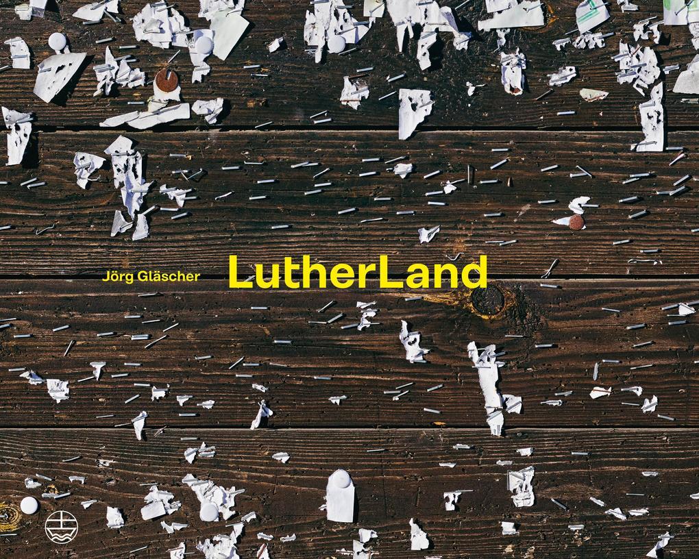 LutherLand als eBook Download von Jörg Gläscher