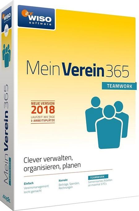WISO Mein Verein 365 Teamwork
