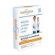 AzubiShop24.de Lernkarten Wirtschafts- und Sozialkunde Kinderpfleger / Kinderpflegerin Prüfungsvorbereitung Wiso Prüfung