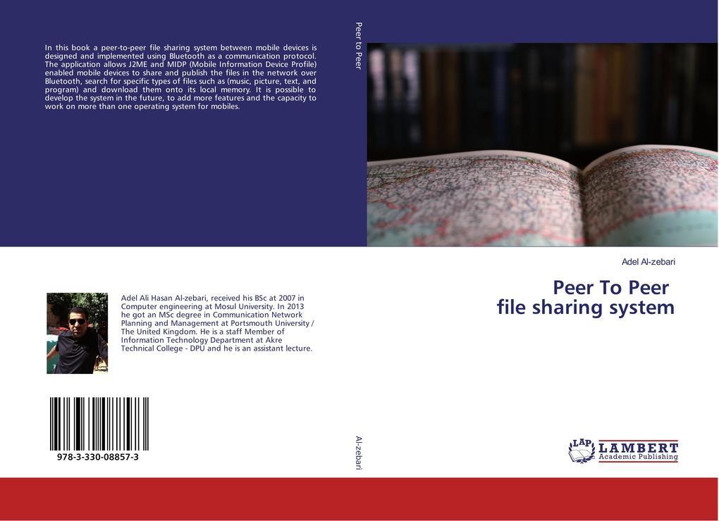 Peer To Peer file sharing system als Buch von A...
