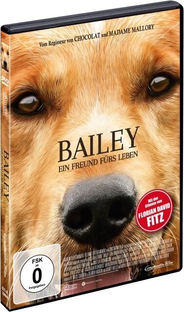 Bailey - Ein Freund fürs Leben als DVD