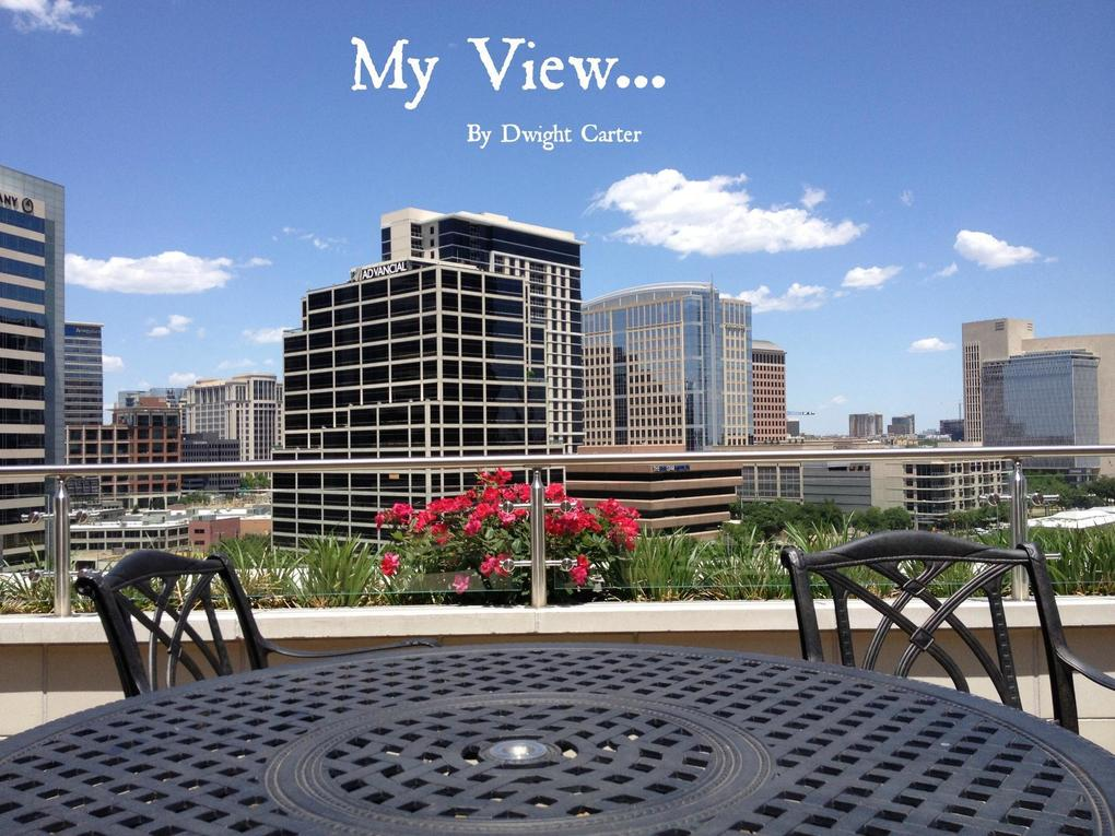 My View... als eBook Download von Dwight Carter