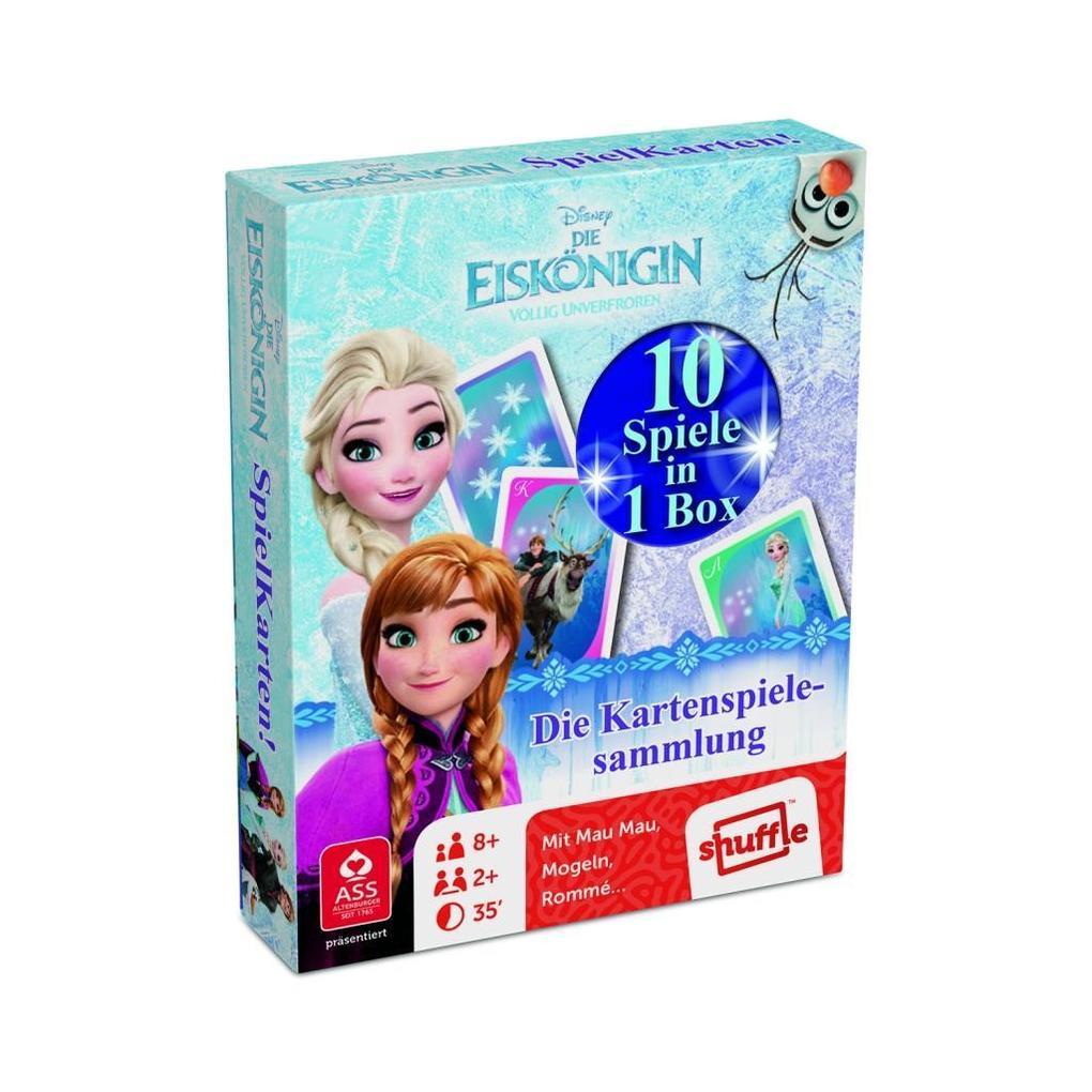 SpielKarten! - Die Eiskönigin
