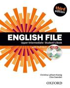 English File third edition: Upper-intermediate. Student's Book with iTutor