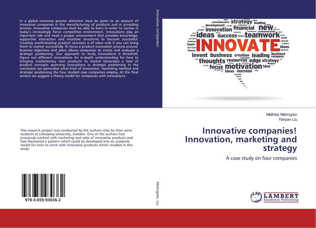 Innovative companies! Innovation, marketing and...