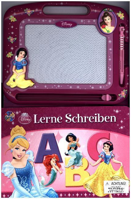 Prinzessinnen Lerne Schreiben, 1 Lern- und Zaub...