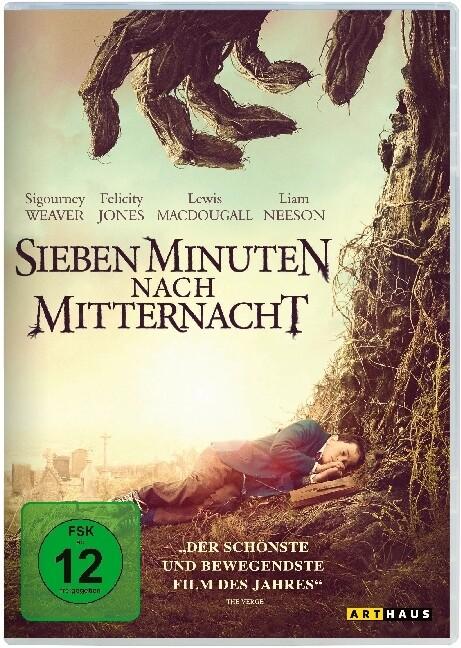 Sieben Minuten nach Mitternacht als DVD