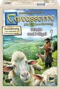 Carcassonne, Schafe und Hügel, Erweiterung 9