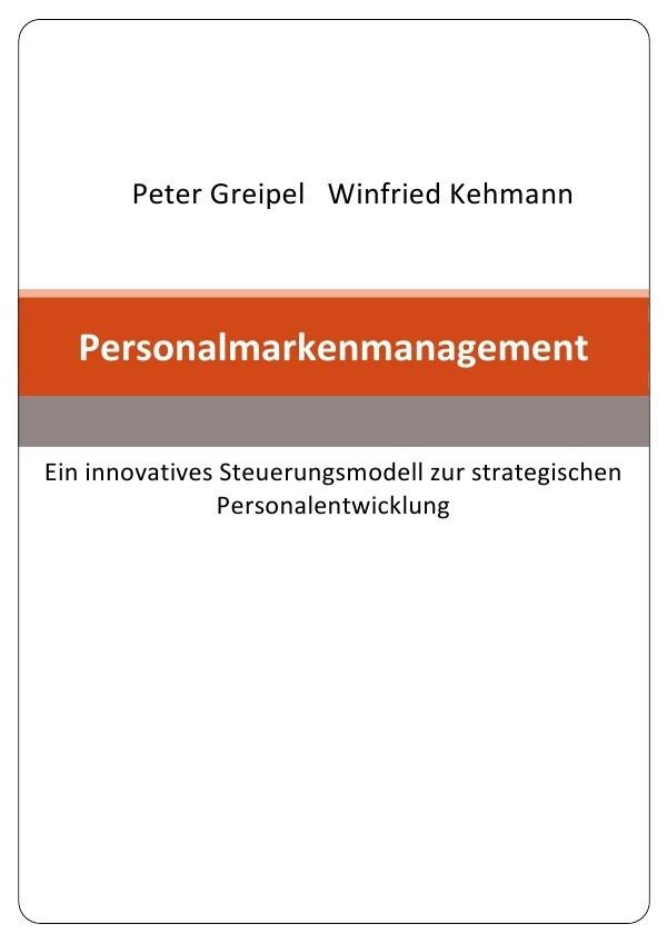 Personalmarkenmanagement als Buch (kartoniert)