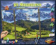 Schipper Malen nach Zahlen - St.Magdalena in Südtirol