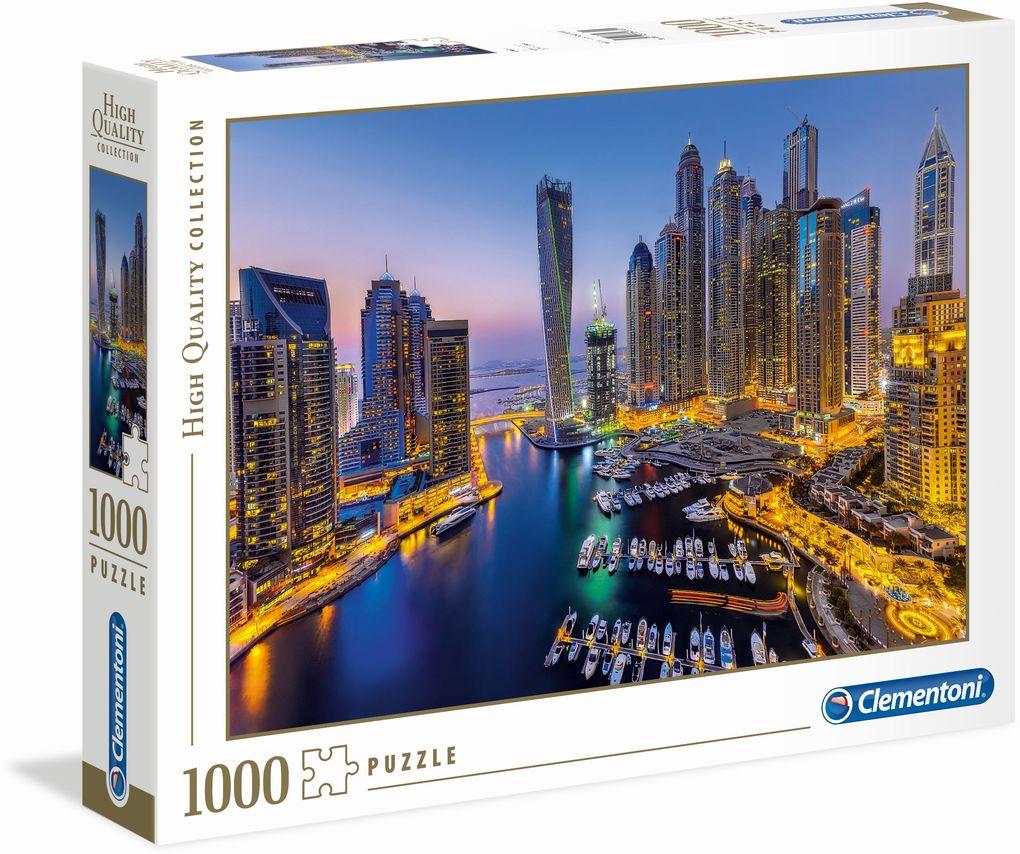 Clementoni - 1000 Teile - Dubai