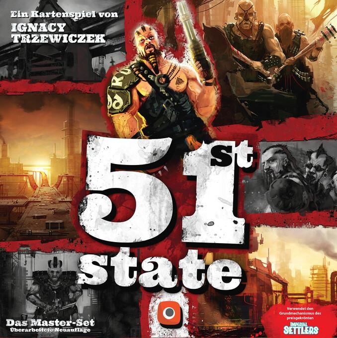 51st State: Das Master-Set als sonstige Artikel